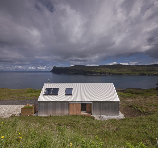 Tinhouse Rural Design Architects Isle Of Skye And The