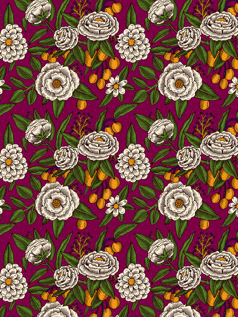 Pretty Patterns Aitch